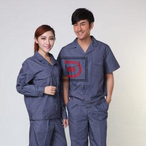 Đồng phục công nhân mẫu 01-1