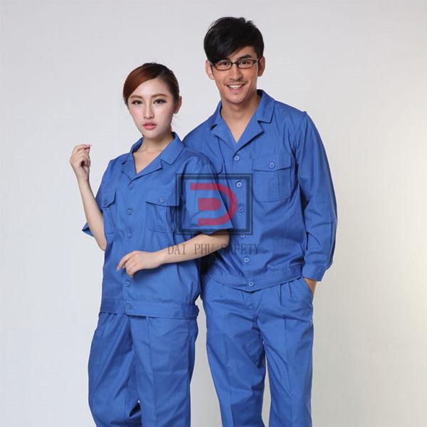 Đồng phục công nhân mẫu 02