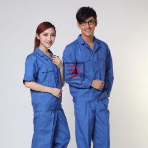 Đồng phục công nhân mẫu 04