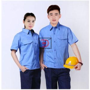 Đồng phục công nhân mẫu 06
