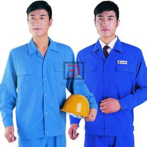 Đồng phục công nhân mẫu 10