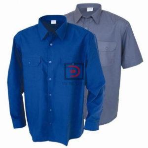 Đồng phục công nhân mẫu 11