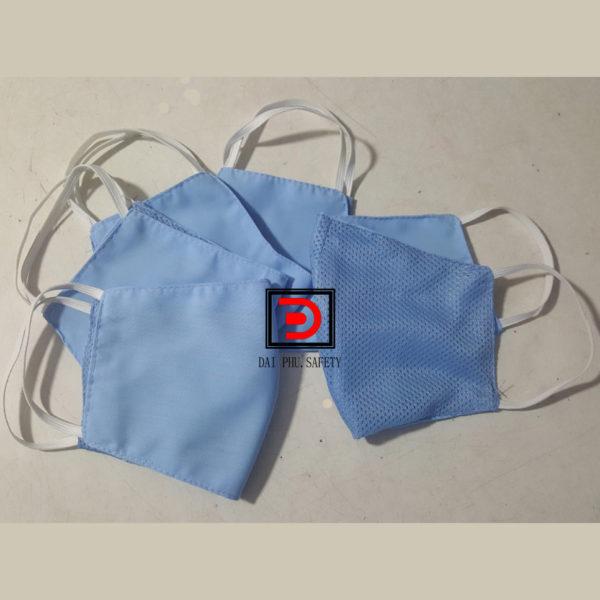 Khẩu Trang vải kate