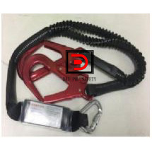 dây chống sốc 2 móc chống tĩnh điện
