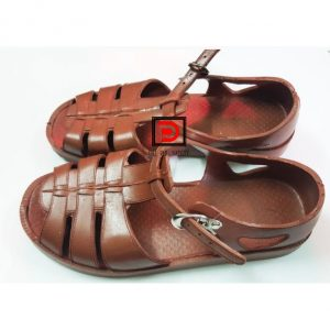 Sandal bộ đội màu nâu