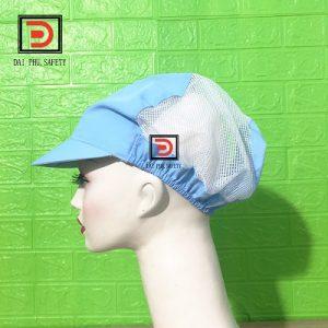 Mũ lưới trùm tóc công nhân